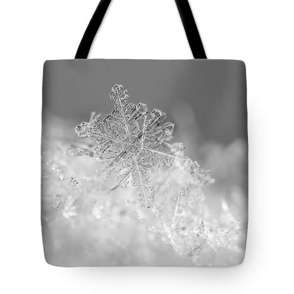 First Snowflake Tote Bag