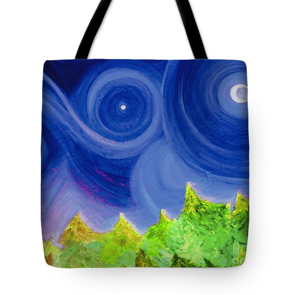 First Star By  Jrr Tote Bag