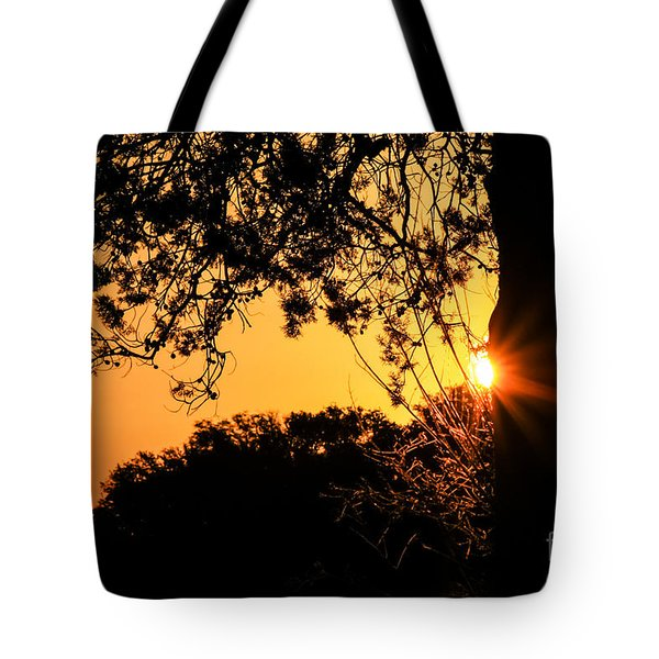 First Sunrise Of A New Year Tote Bag