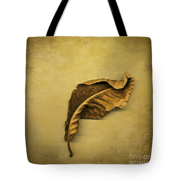 First To Fall Tote Bag by Jan Bickerton