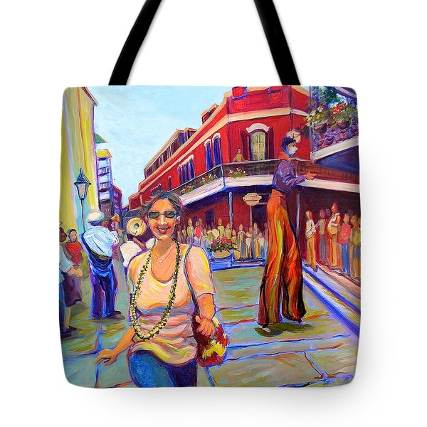First Trip To New Orleans Tote Bag