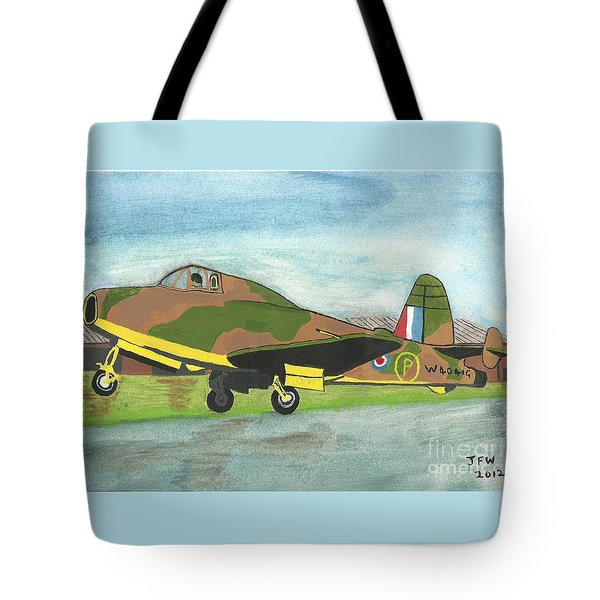 Firstflight Tote Bag by John Williams