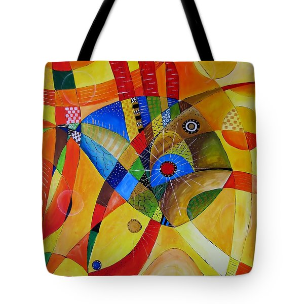 Fish 752 - Marucii Tote Bag