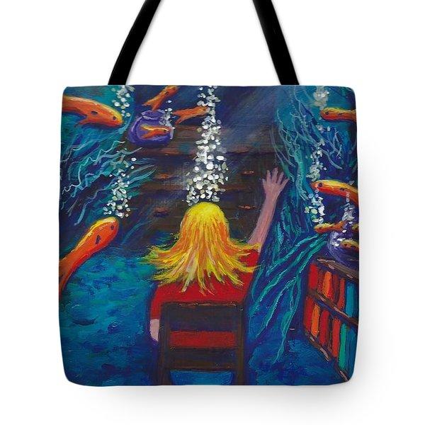 Fish Dreams Tote Bag