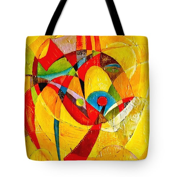 Fish II - Marucii Tote Bag