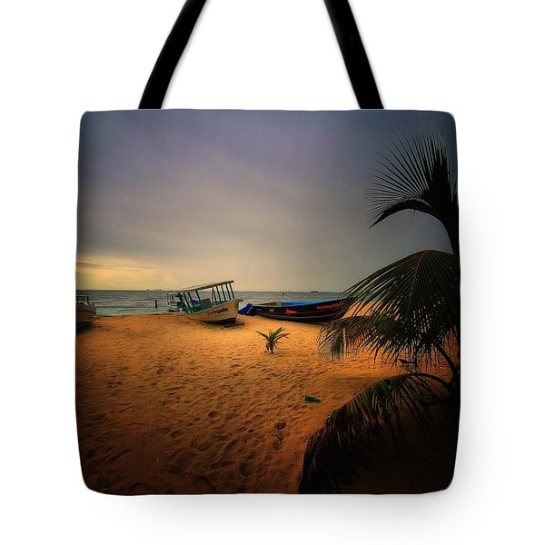 Fish Or Cut Bait Tote Bag