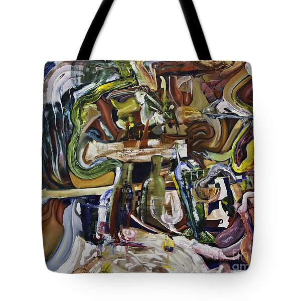 Fish Supper Tote Bag