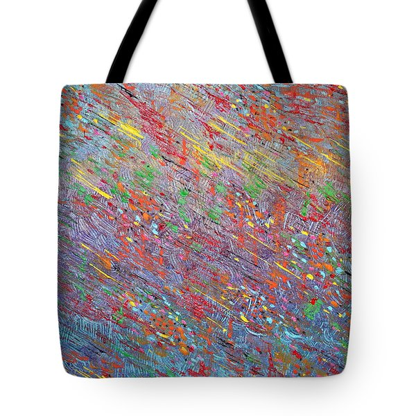 Fish To The Top Tote Bag