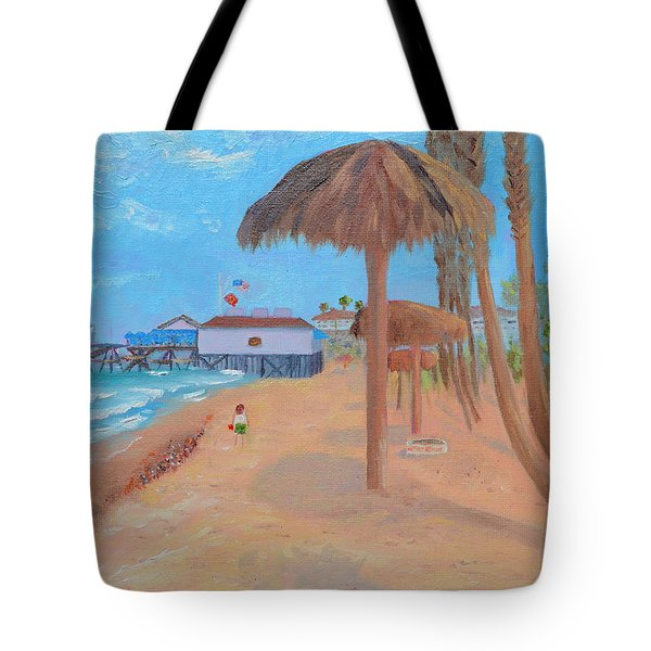 Fisherman's Resturant Tote Bag