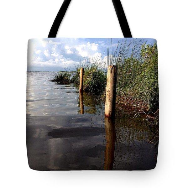 Fishermen's Paradise   Tote Bag