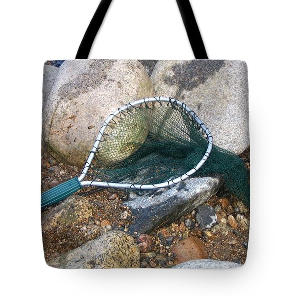 Fishing Net Tote Bag