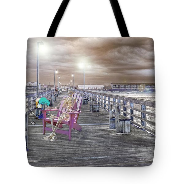 Fishing Rules Tote Bag