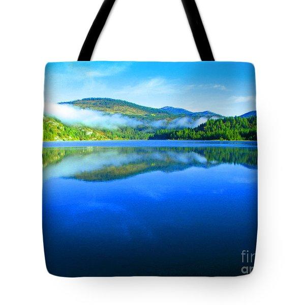 Fishing Spot 5 Tote Bag by Greg Patzer
