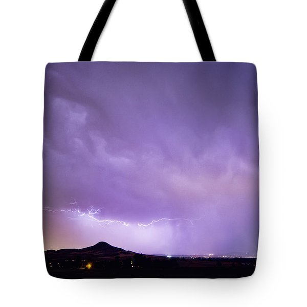 Fist Bust Of Power Tote Bag by James BO  Insogna