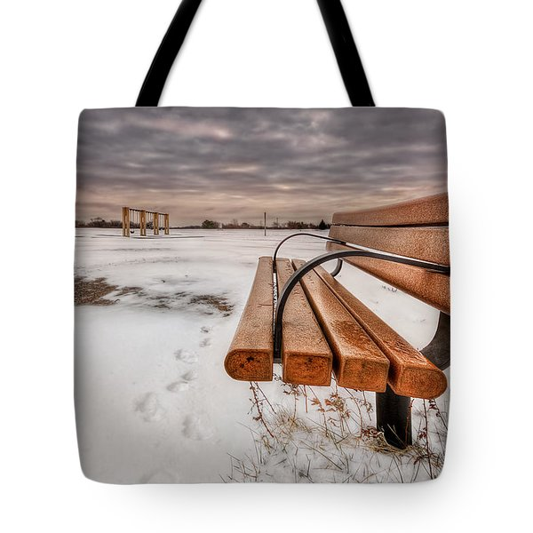 Fistful Of Silence Tote Bag