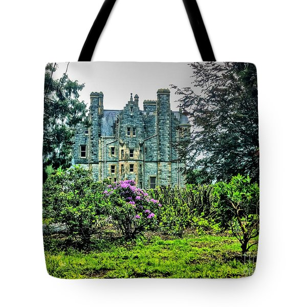 Fit For Royalty Tote Bag