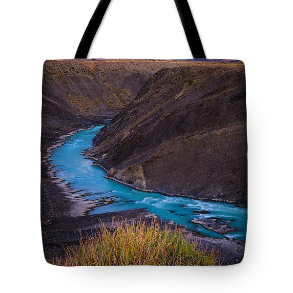 Fitz Roy Dawn   Tote Bag