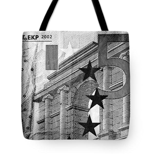 Five Euro Tote Bag by Semmick Photo