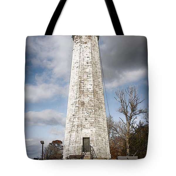 Five Mile Point Lighthouse II Tote Bag