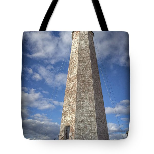 Five Mile Point Lighthouse Tote Bag
