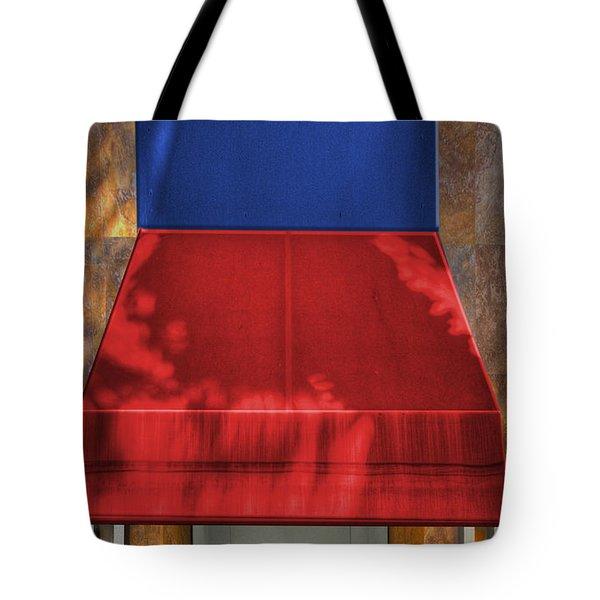 Five Tote Bag by Paul Wear