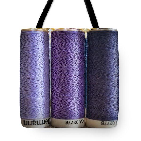 Five Times Purple Tote Bag