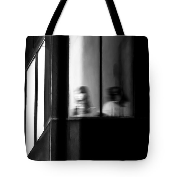 Five Windows Tote Bag by Bob Orsillo