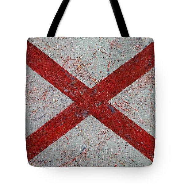 Alabama Tote Bag by Michael Creese