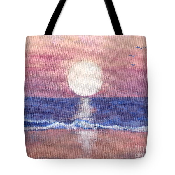 Flagler Beach Dream Tote Bag