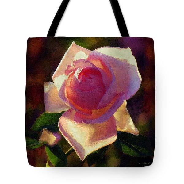 Flamboyant Tote Bag by RC deWinter