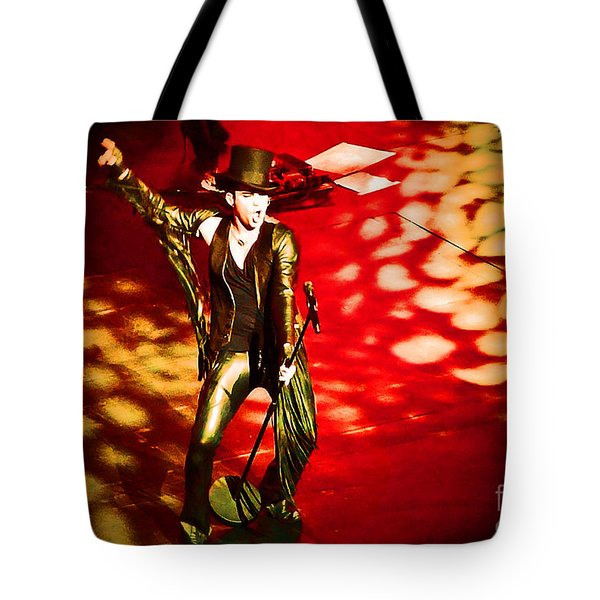 Showman Tote Bag