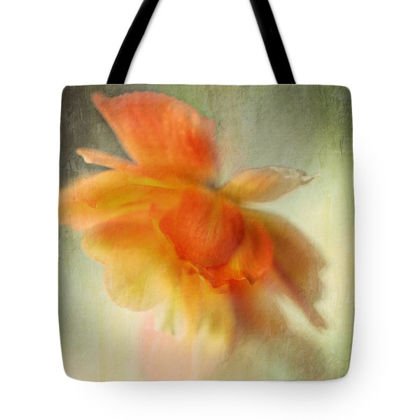 Flame Tote Bag by Annie Snel