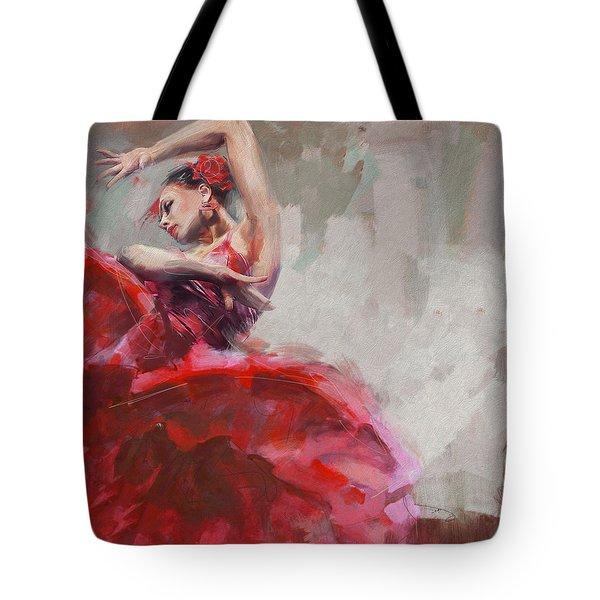 Flamenco 53 Tote Bag