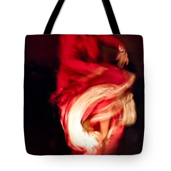 Flamenco Series 1 Tote Bag