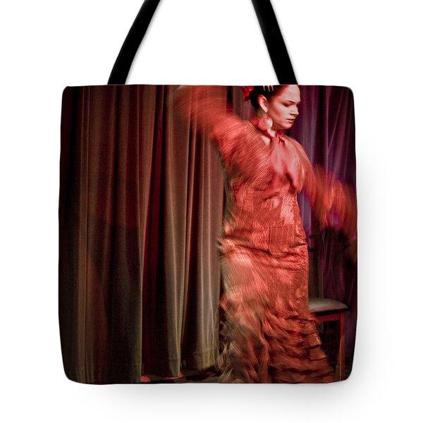 Flamenco Series 13 Tote Bag