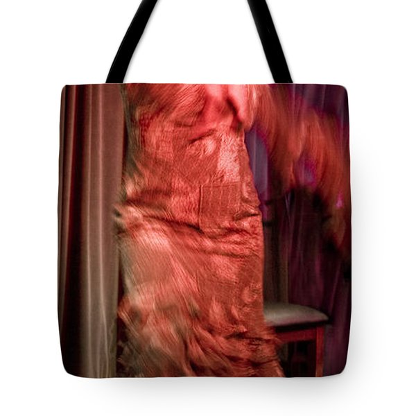 Tote Bag featuring the photograph Flamenco Series 13 by Catherine Sobredo