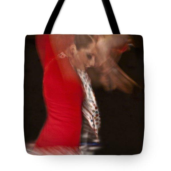 Flamenco Series 3 Tote Bag