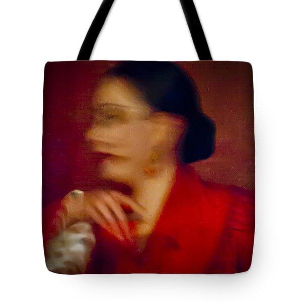 Flamenco Series 4 Tote Bag