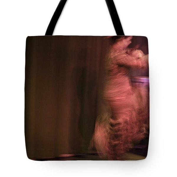Flamenco Series 8 Tote Bag