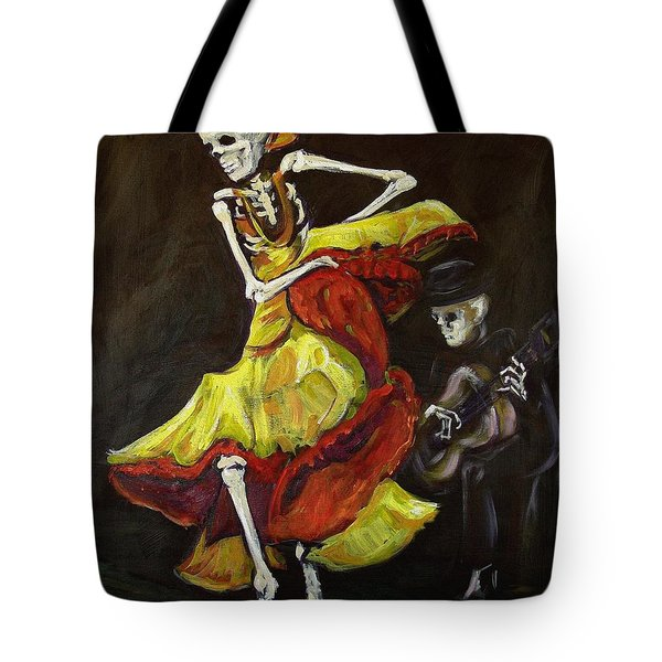 Flamenco Vi Tote Bag by Sharon Sieben