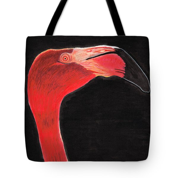 Flamingo Art By Sharon Cummings Tote Bag by Sharon Cummings
