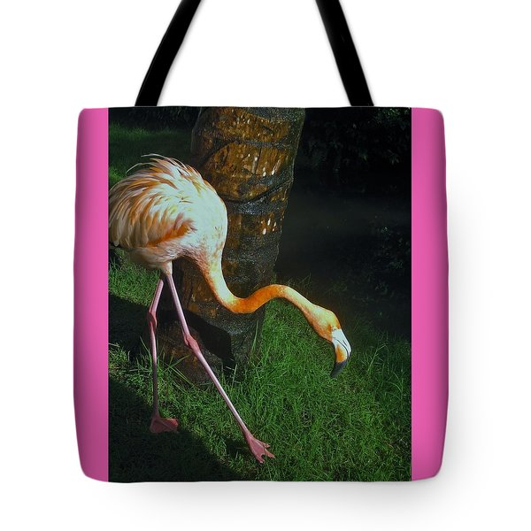Flamingo Search Party Tote Bag