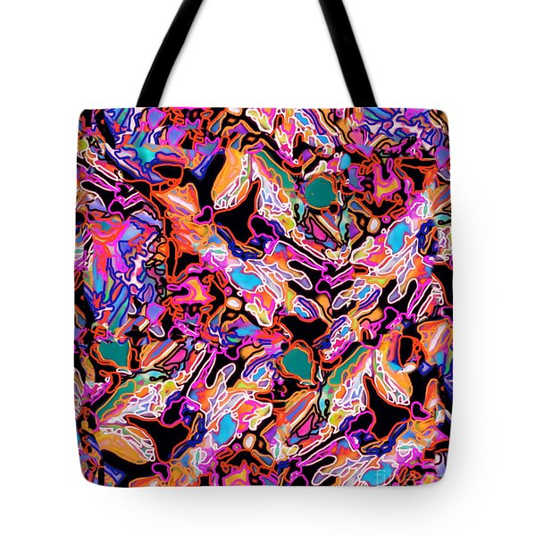 Flash Mob Tote Bag