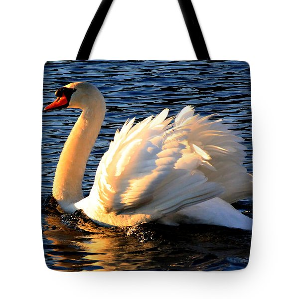 Flashy Display Tote Bag