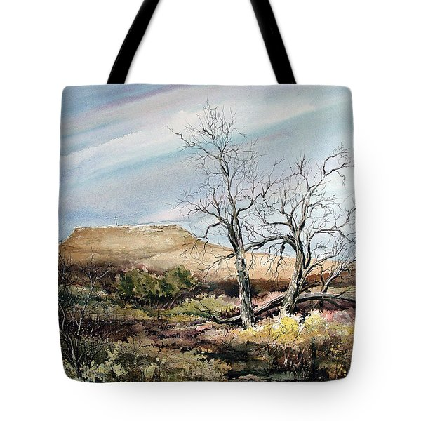 Flat Top Tote Bag