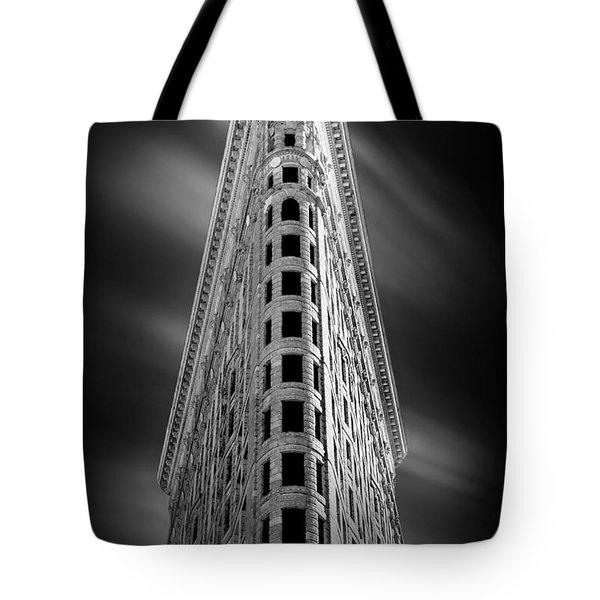 Flatiron Nights Tote Bag