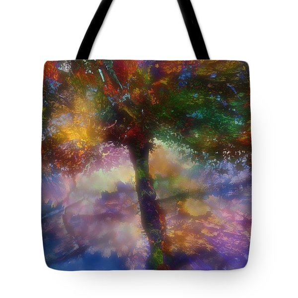 Flavours Of Autumn Tote Bag