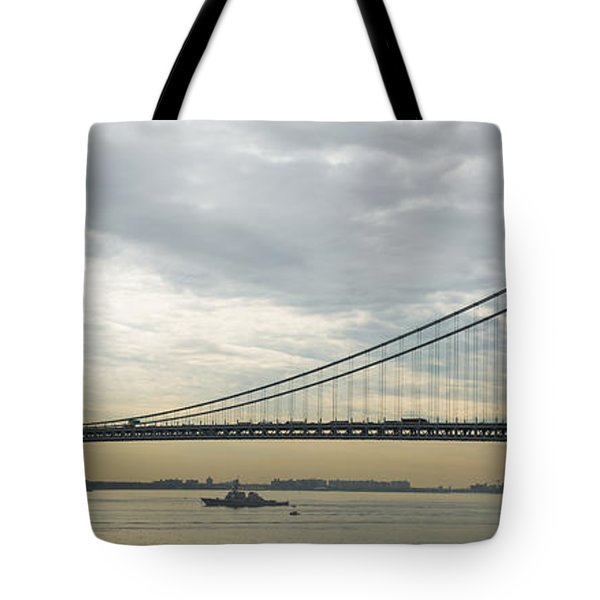 Fleet Week 2014 Nyc Tote Bag