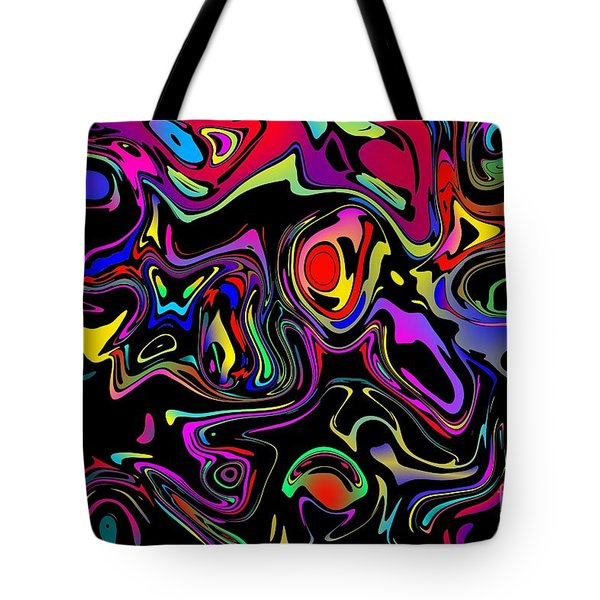 Tote Bag featuring the photograph Flerb by Mark Blauhoefer