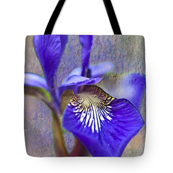 Fleur-de-lys Tote Bag by Heiko Koehrer-Wagner